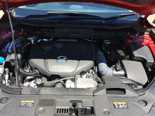 2016 Mazda CX-5 KE1022 Maxx SKYACTIV-Drive AWD Sport Red/Black 6 Speed Sports Automatic Wagon