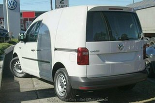 2020 Volkswagen Caddy 2KN MY20 TSI220 SWB DSG White 7 Speed Sports Automatic Dual Clutch Van.