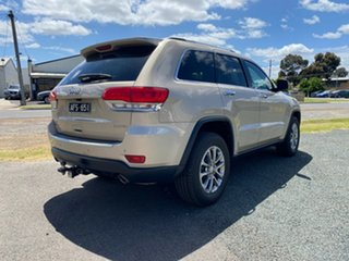 2015 Jeep Grand Cherokee WK MY15 Limited Gold 8 Speed Sports Automatic Wagon