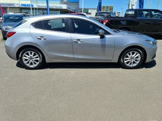 2015 Mazda 3 BM5478 Maxx SKYACTIV-Drive Silver 6 Speed Sports Automatic Hatchback