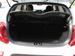 2019 Kia Picanto JA MY19 S White 5 Speed Manual Hatchback