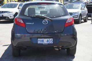 2011 Mazda 2 DE10Y1 MY10 Neo Grey 5 Speed Manual Hatchback