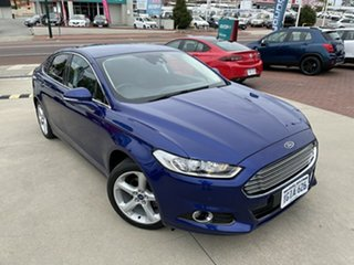 2017 Ford Mondeo MD 2017.00MY Trend Blue 6 Speed Sports Automatic Dual Clutch Hatchback.