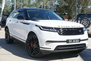 2017 Land Rover Range Rover Velar L560 MY18 Standard SE White 8 Speed Sports Automatic Wagon.