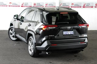2019 Toyota RAV4 Mxaa52R GXL (2WD) Eclipse Black Continuous Variable Wagon.