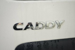 2019 Volkswagen Caddy 2KN MY20 TSI220 Crewvan Maxi DSG White 7 Speed Sports Automatic Dual Clutch