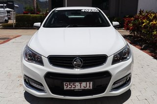 2013 Holden Commodore VF MY14 SS V White 6 Speed Sports Automatic Sedan.