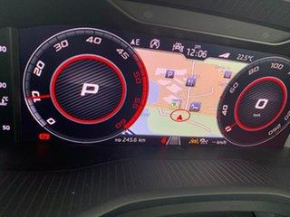 2020 Skoda Kodiaq NS MY20.5 RS DSG Silver 7 Speed Sports Automatic Dual Clutch Wagon
