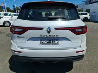 2019 Renault Koleos HZG Life X-tronic White 1 Speed Constant Variable Wagon
