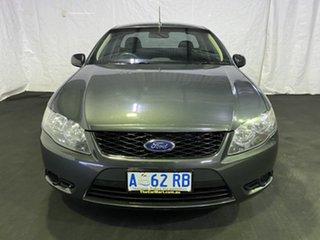 2008 Ford Falcon FG Ute Super Cab Grey 5 Speed Sports Automatic Utility.