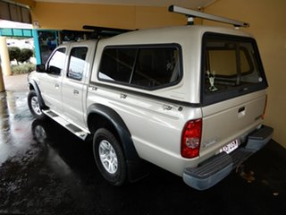 2005 Mazda B2500 MY05 Upgrade Bravo DX (4x4) Silver 5 Speed Manual Dual Cab Pick-up
