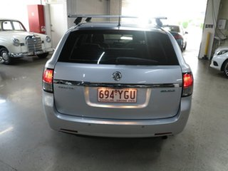2013 Holden Commodore VE II MY12.5 Omega Sportwagon Silver 6 Speed Sports Automatic Wagon