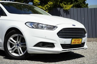 2016 Ford Mondeo MD Ambiente White 6 Speed Sports Automatic Dual Clutch Wagon
