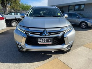 2016 Mitsubishi Pajero Sport QE MY16 GLS Silver 8 Speed Sports Automatic Wagon.