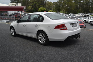 2013 Ford Falcon FG MkII XT White 6 Speed Sports Automatic Sedan