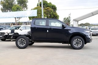 2020 Mazda BT-50 B30B XT (4x4) Gunblue / 6 Speed Automatic Dual Cab Chassis