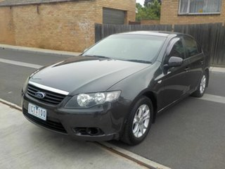 2010 Ford Falcon FG XT (LPG) Grey 4 Speed Auto Seq Sportshift Sedan