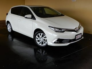 2018 Toyota Corolla ZRE182R MY17 Ascent Sport White 7 Speed CVT Auto Sequential Hatchback.