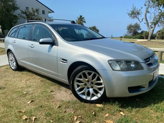 2008 Holden Commodore VE MY09.5 60th Anniversary Silver 4 Speed Automatic Sedan.