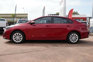 2018 Kia Cerato BD MY19 S Red 6 Speed Automatic Sedan