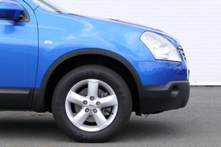 2009 Nissan Dualis J10 ST X-tronic AWD Blue 6 Speed Constant Variable Hatchback