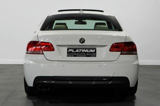 2008 BMW 3 Series E92 MY08 323i Steptronic White 6 Speed Sports Automatic Coupe