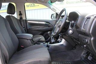 2017 Holden Colorado RG MY17 LTZ Pickup Crew Cab Grey 6 Speed Manual Utility