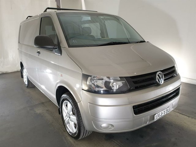 Used Volkswagen Transporter T5 MY11 Low Roof DSG Maryville, 2011 Volkswagen Transporter T5 MY11 Low Roof DSG Gold 7 Speed Sports Automatic Dual Clutch Van