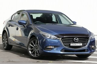 2017 Mazda 3 BN5276 Neo SKYACTIV-MT Blue 6 Speed Manual Sedan