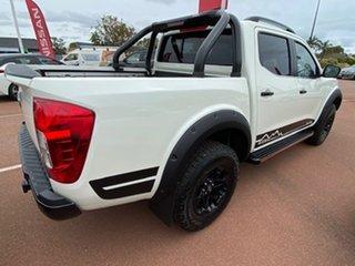 2020 Nissan Navara D23 S4 MY20 N-TREK Warrior White Diamond 7 Speed Sports Automatic Utility