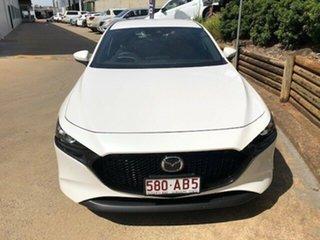2020 Mazda 3 BP2HLA G25 SKYACTIV-Drive Evolve 6 Speed Sports Automatic Hatchback.