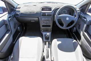 2003 Holden Astra TS MY03 City Blue 5 Speed Manual Hatchback