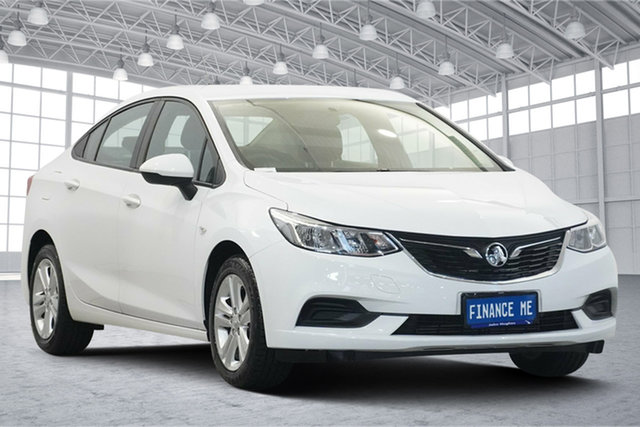 Used Holden Astra BL MY17 LS Victoria Park, 2017 Holden Astra BL MY17 LS White 6 Speed Sports Automatic Sedan
