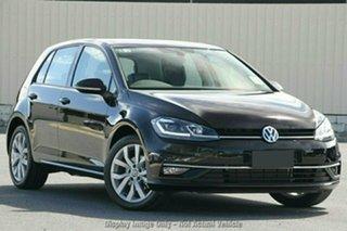 2020 Volkswagen Golf 7.5 MY20 110TSI DSG Highline Black 7 Speed Sports Automatic Dual Clutch.