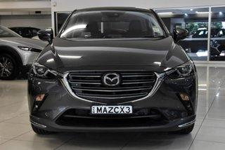 2020 Mazda CX-3 DK4W7A Akari SKYACTIV-Drive i-ACTIV AWD Grey 6 Speed Sports Automatic Wagon.