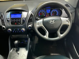 2011 Hyundai ix35 LM MY11 Active (FWD) Silver 6 Speed Automatic Wagon