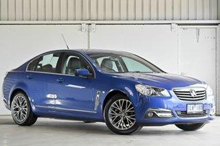 2017 Holden Calais VF II MY17 Blue 6 Speed Sports Automatic Sedan.