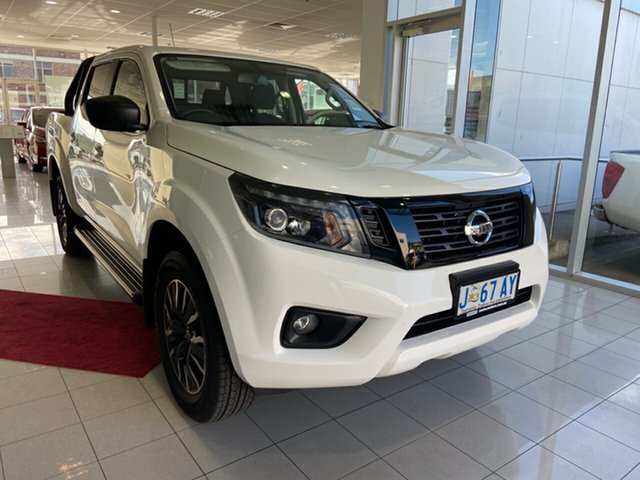 Demo Nissan Navara D23 S4 MY20 ST 4x2 Launceston, 2020 Nissan Navara D23 S4 MY20 ST 4x2 Polar White 7 Speed Sports Automatic Utility