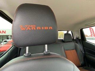 2020 Nissan Navara D23 S4 MY20 N-TREK Warrior White Diamond 7 Speed Sports Automatic Utility.