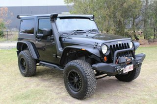 2013 Jeep Wrangler JK MY2013 Sport Black 6 Speed Manual Softtop.