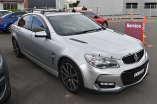 2016 Holden Commodore VF II MY16 SS V Silver 6 Speed Sports Automatic Sedan