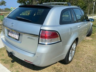 2008 Holden Commodore VE MY09.5 60th Anniversary Silver 4 Speed Automatic Sedan
