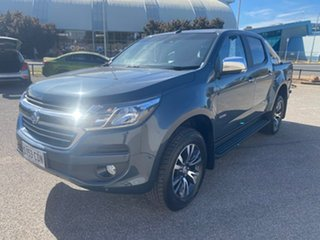 2019 Holden Colorado RG MY19 LTZ Pickup Crew Cab Grey 6 Speed Sports Automatic Utility