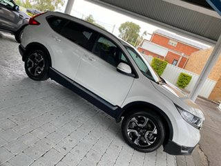 2019 Honda CR-V VTi-L White Constant Variable Wagon