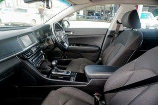 2016 Kia Optima JF MY16 SI Silver 6 Speed Sports Automatic Sedan