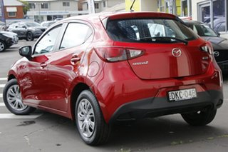 2016 Mazda 2 DJ2HAA Neo SKYACTIV-Drive Soul Red 6 Speed Sports Automatic Hatchback.