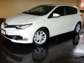 2018 Toyota Corolla ZRE182R MY17 Ascent Sport White 7 Speed CVT Auto Sequential Hatchback