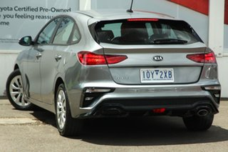 2019 Kia Cerato BD MY19 S Steel Grey 6 Speed Sports Automatic Hatchback.