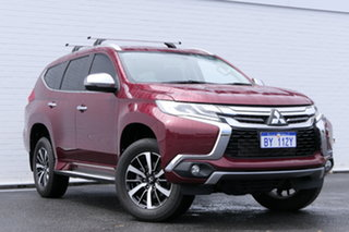 2016 Mitsubishi Pajero Sport QE MY16 GLS Terra Rossa 8 Speed Sports Automatic Wagon.