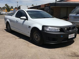 2010 Holden Ute VE II Omega White 6 Speed Sports Automatic Utility